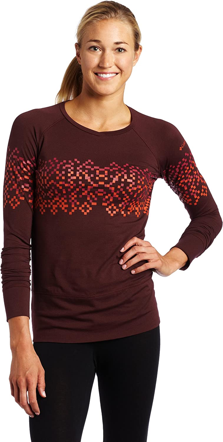 Columbia Women's Clearance SALE Cheap mail order sales Limited time Lux Lodge Shirt Long Sleeve