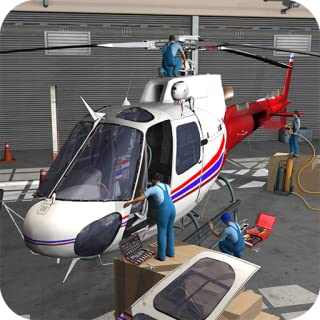 Airplane Repair Workshop Garage 2019: Aircraft Mechanic Simulator Games Free for Kids