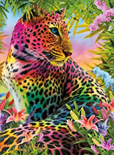 Buffalo Games - Vivid Collection - Wild Color - 1000 Piece Jigsaw Puzzle