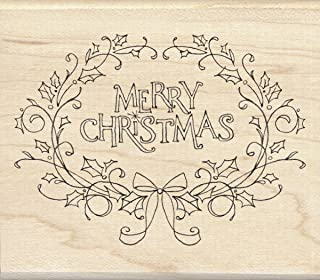 Penny Black 4363L Magic of Christmas Wood-Mounted Stamps