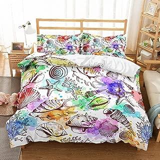 Best seashell print bedspreads Reviews
