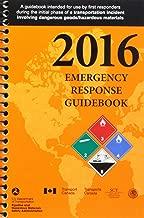 Best 2018 emergency response guidebook Reviews