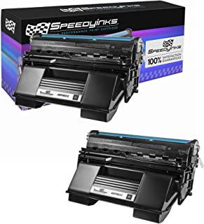 Speedy Inks Remanufactured Toner Cartridge Replacement for Konica-Minolta A0FN012  4650 High Yield (Black, 2-Pack)
