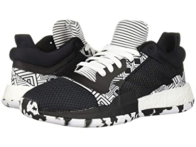 adidas Marquee Boost Low (Core Black/Footwear White/Core Black) Men