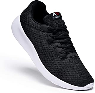 Running Shoes Men Lightweight Casual Walking Breathable Gym Workout Athletic Tennis Sneakers