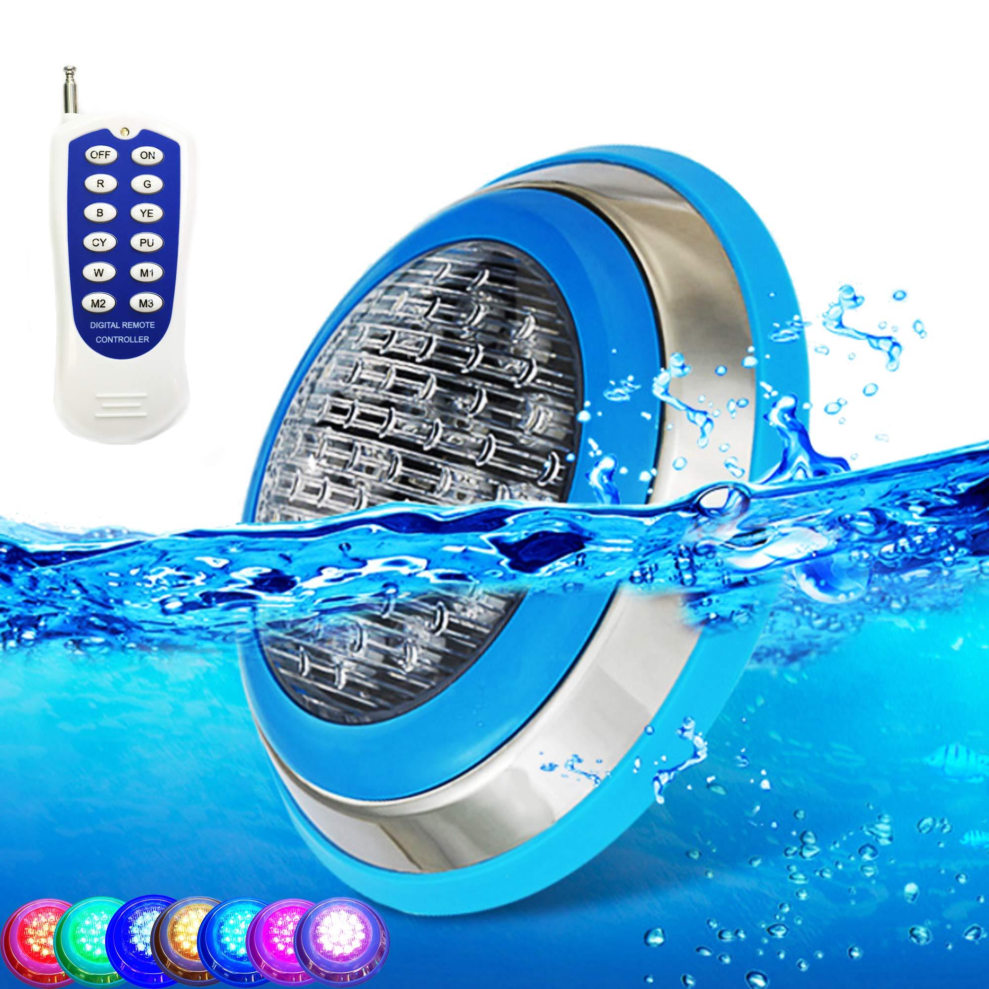 CNBRIGHTER Underwater Waterproof Stainless Controller