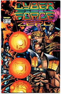 Cyber Force Zero #0 (Image, 1993) VF/NM