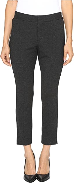 Petite Betty Ankle Pants in Charcoal