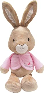 KIDS PREFERRED Peter Rabbit Flopsy Stuffed Animal Plush Bunny, 21 Inches