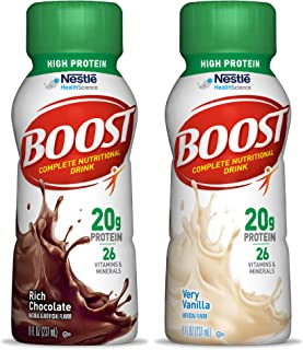 Best boost drink on sale this week Reviews