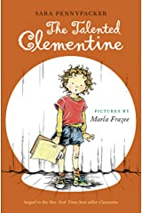 The Talented Clementine Kindle Edition