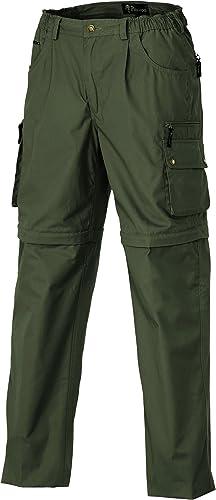Pinouveauood Sahara Zip-Off Pantalon pour Sports d'extérieur