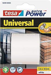 comprar comparacion Cinta americana tesa Extra Power Universal (5 m x 50 mm), color blanco