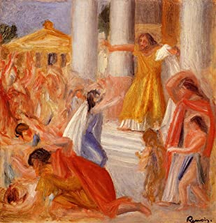 Oedipus Rex by Pierre Auguste Renoir - 20