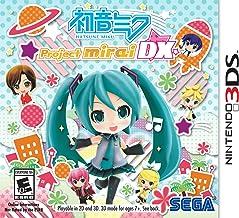 Hatsune Miku Project Mirai DX N3DS