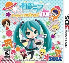 project diva 3ds