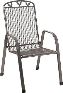 Amazon.it: sedie da giardino in ferro