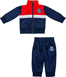 PARIS SAINT GERMAIN, Paris Saint-Germain: chándal PSG, colección oficial del club de fútbol Paris Saint-Germain, talla bebé