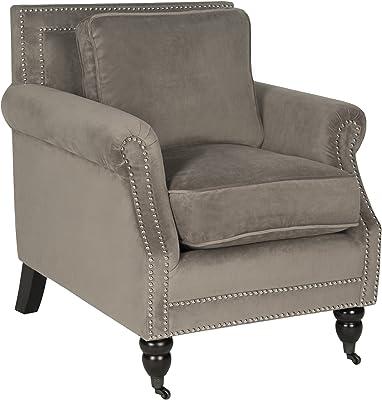 Safavieh Mercer Collection Ellen Linen Club Chair