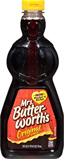 Mrs. Butterworth's Syrup, Original, 24 Ounce