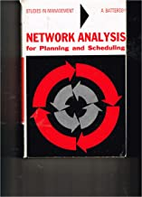 Network Analysis for Planning and Scheduling, third edition (Studies in Management)