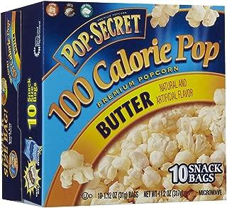 Pop Secret 100 Calorie Butter Popcorn, 11.2 Ounce