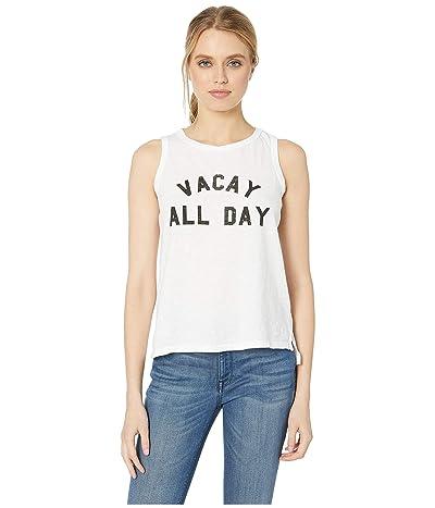 The Original Retro Brand Vacay All Day Slub Cotton Tank Top