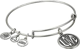 Open Love Charm Bangle II