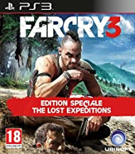 Third Party - Far cry 3 : the lost expeditions - édition spéciale occasion [ PS3 ] - 3307215639498