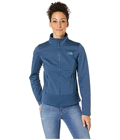 The North Face Apex Canyonwall Jacket (Blue Wing Teal/Blue Wing Teal) Women