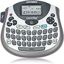 Dymo Letratag LT-100T QWERTY Label Maker Plus Tape (Nordic Text on Packaging)