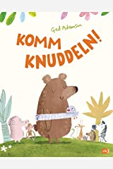Komm knuddeln!: Bilderbuch über Freundschaft und Zusammenhalt ab 3 Jahren (German Edition) Kindle Edition