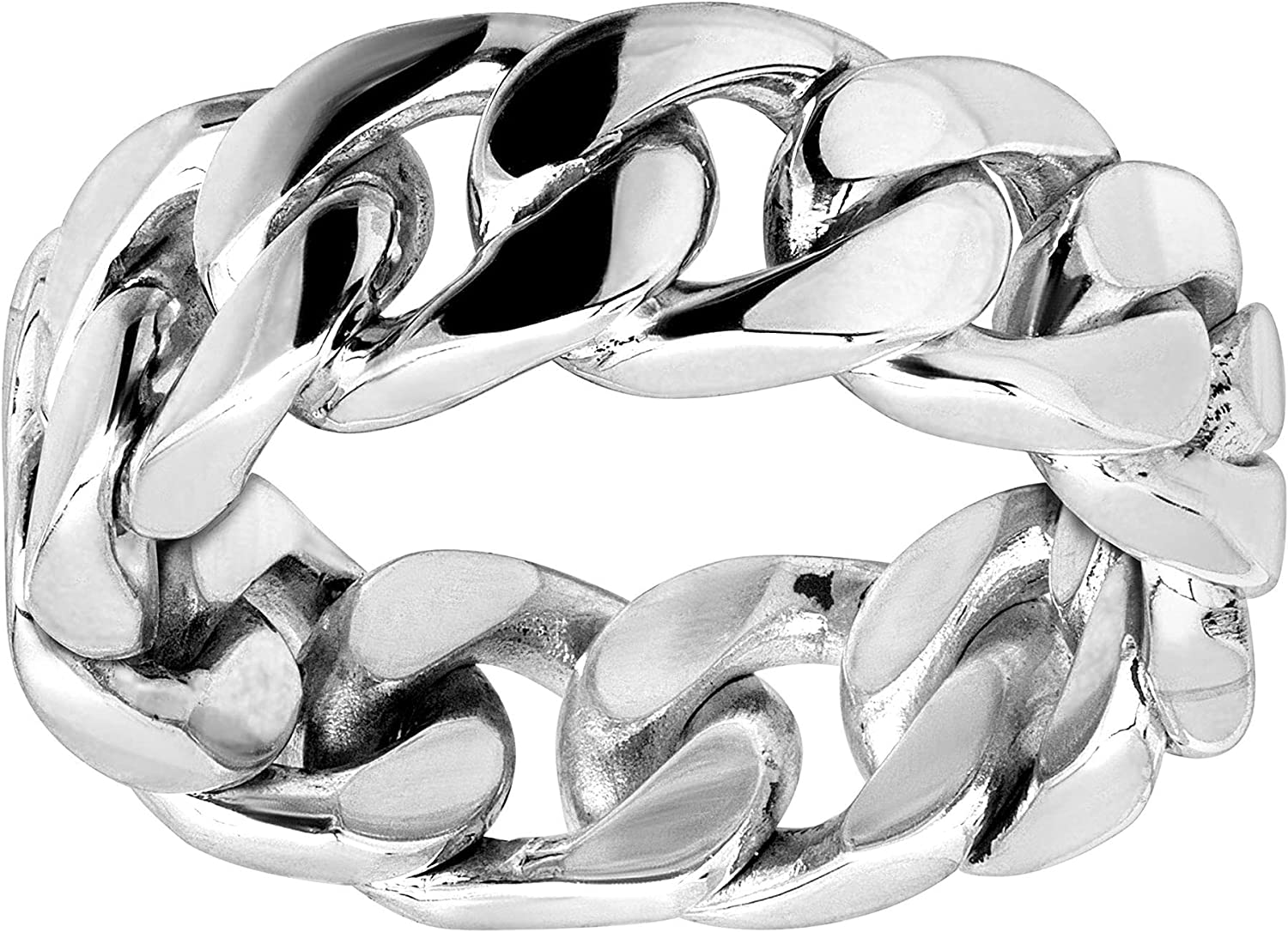 Silpada 'Chain Link' Curb Department store Chain Sterling in Silver outlet Ring