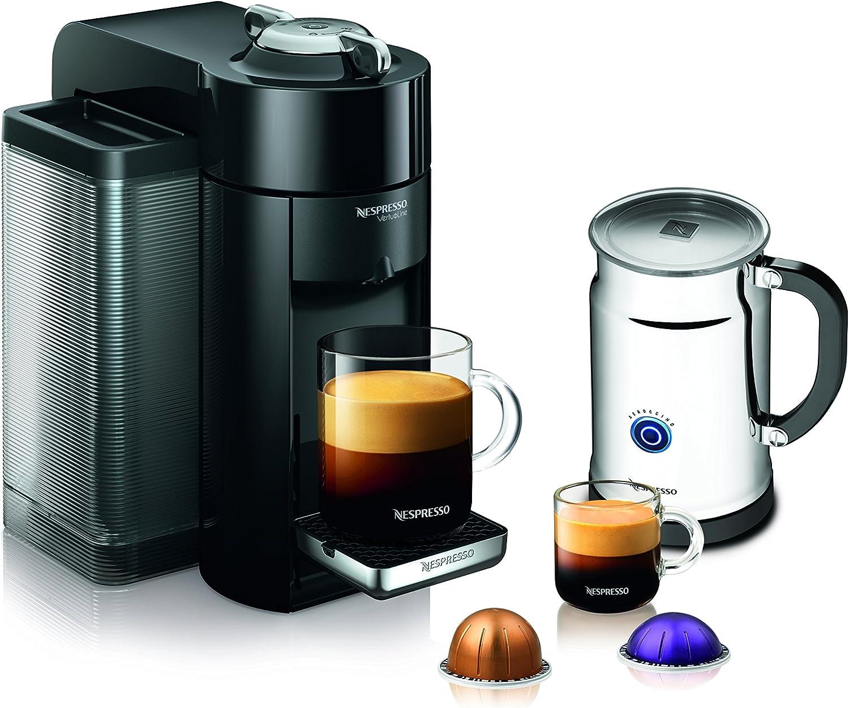 Nespresso A+GCC1-US-BK-NE VertuoLine We OFFer at cheap Now on sale prices Evoluo Coffee Espr Deluxe