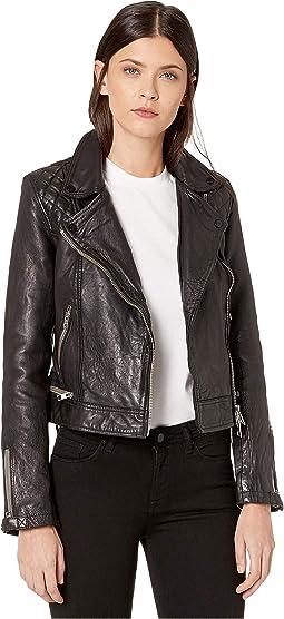 Conroy Leather Biker