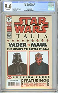 Star Wars Tales #9 CGC 9.6 White Pages (2001) 2038160016