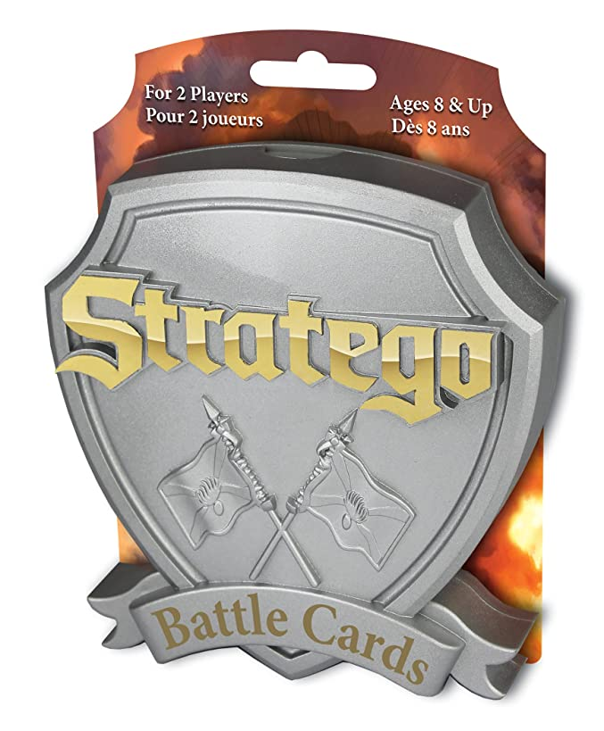 PlayMonster Stratego Battle Cards