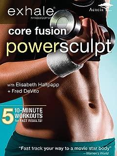 Best core power sculpt video Reviews