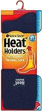 Ladies Heat Holders The Ultimate Thermal Sock Size 4-8 Navy