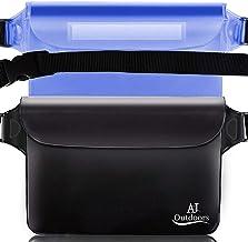 ANJ Outdoors 3-Zipper Design, The Most Durable 2PK Waterproof Pouch/Waterproof Bag |..