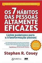 Os 7 hábitos das pessoas altamente eficazes eBook Kindle