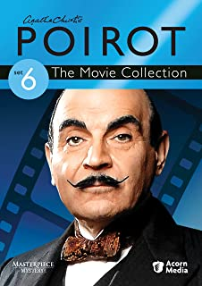 Agatha Christie's Poirot: The Movie Collection, Set 6