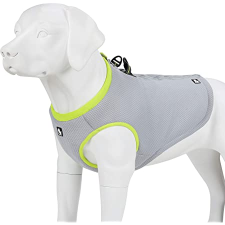Compatible with Harnesses Swamp Cooler Evaporative Dog Cooling Vest RUFFWEAR