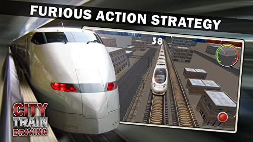 『City Train Driving Simulator』の8枚目の画像