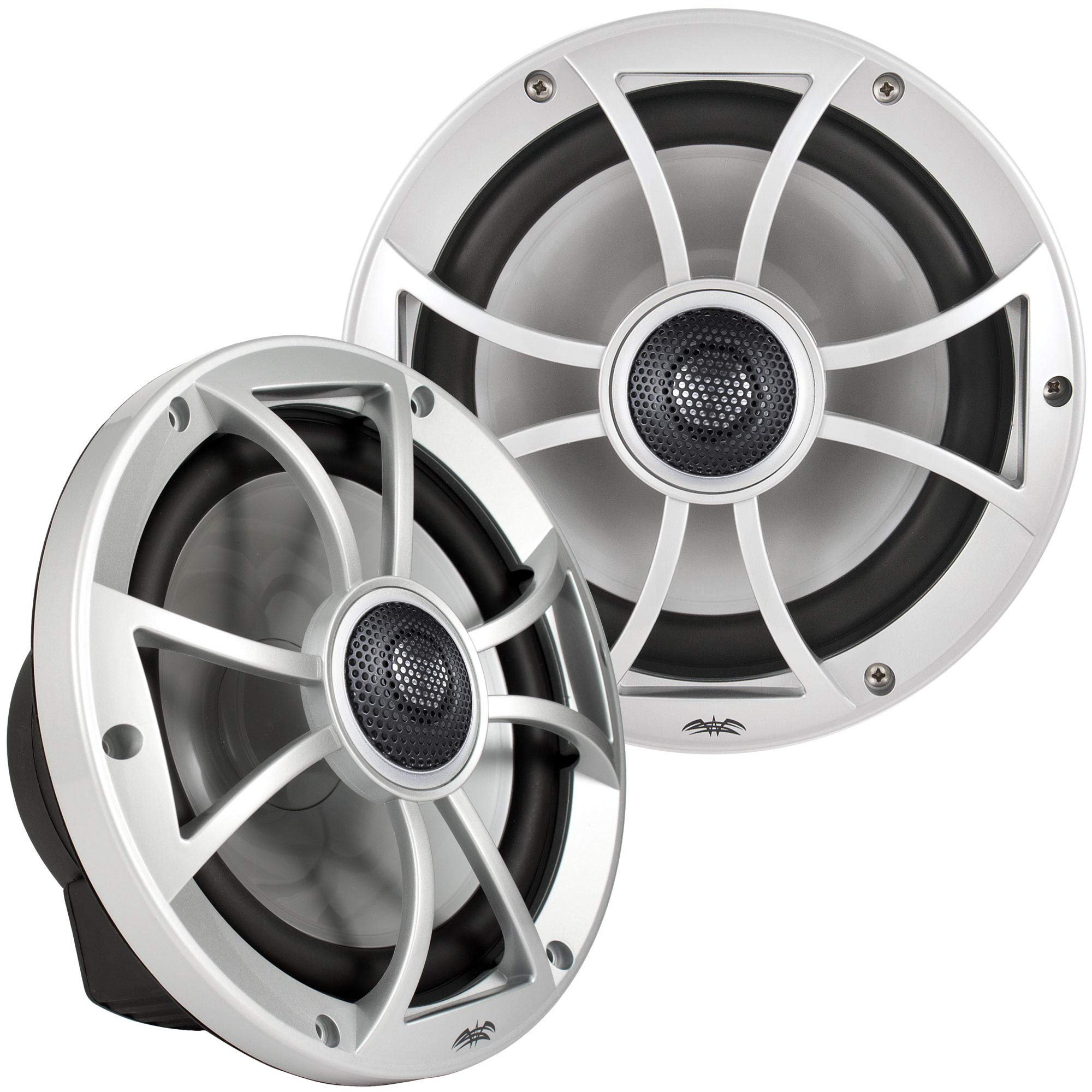 Renewed Sony XS-R4645 4 x 6 200W Max XSR Series 4-Way 4 ohms impedance Car Audio Coaxial Stereo Speakers