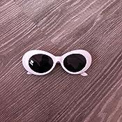 Dairyshop Dame Fashion Vintage Sonnenbrille Runde Rahmen Katze Auge /Übergro/ße UV Schutz Sonnenbrille