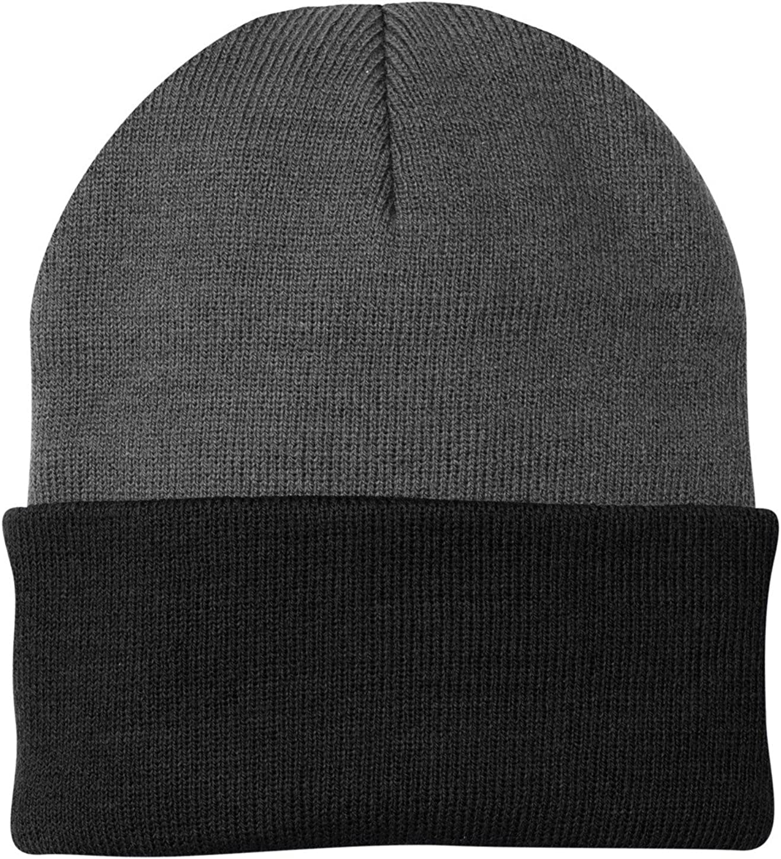 Port /& Company Mens Knit Cap