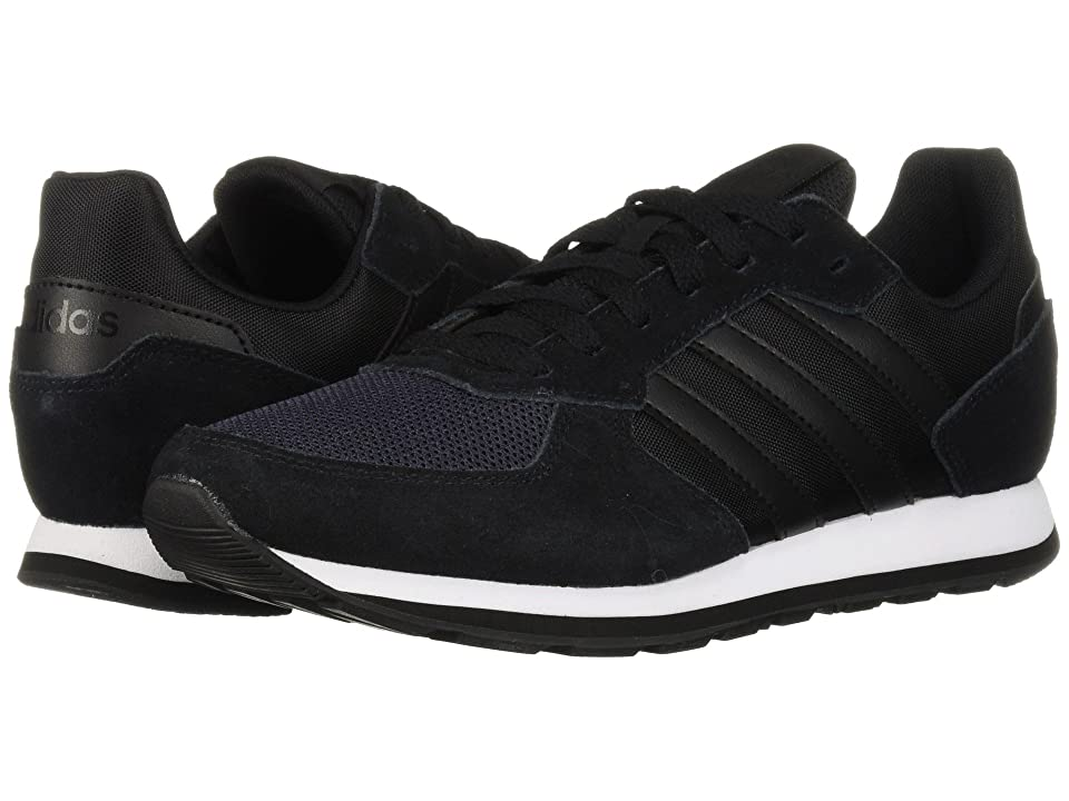 wholesale dealer fb7be 0c5f4 adidas 8K (BlackBlackLegend Ink) Womens Running Shoes