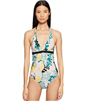 M Missoni - Sea Print One-Piece