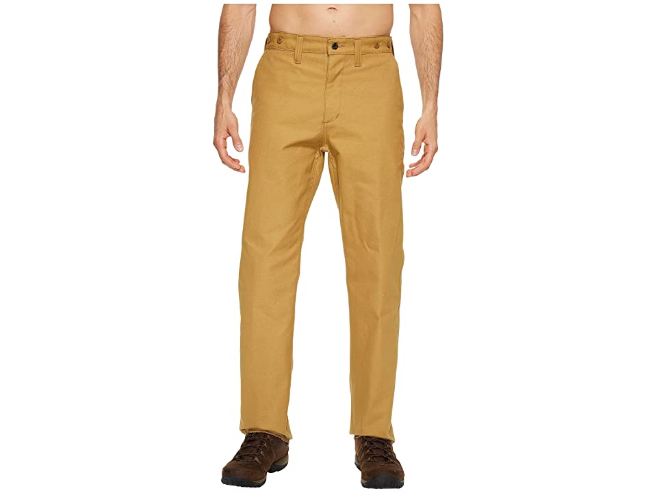 Filson Dry Tin Pants (Dark Tan) Men
